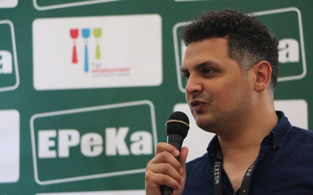 Closing international meeting European Youth against Antigypsyism