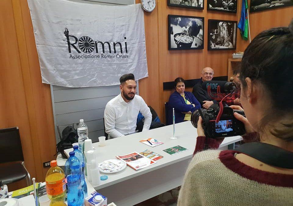 Youth training European Youth against Antigypsyism